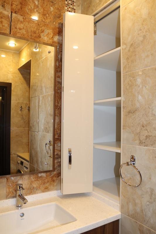 Мебель для ванной комнаты-Мебель для ванной «Модель 77»-фото2