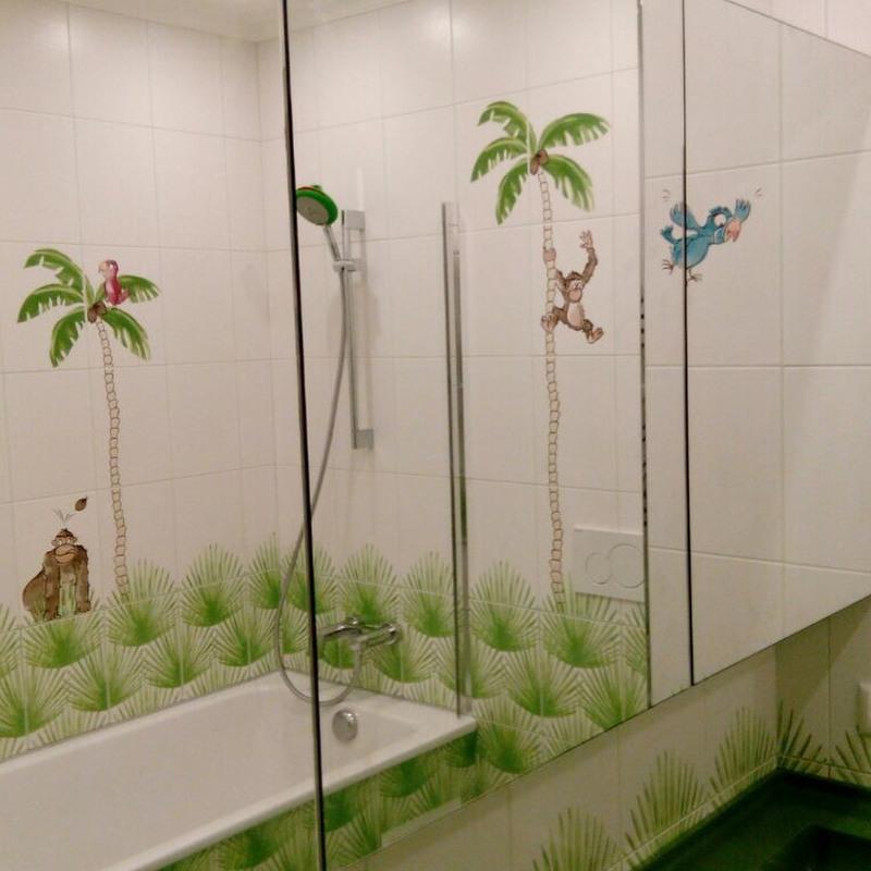 Мебель для ванной комнаты-Мебель для ванной «Модель 94»-фото8