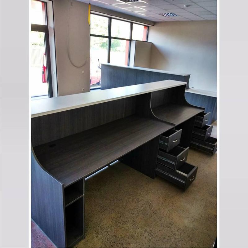 Офисная мебель-Офисная мебель «Модель 139»-фото4