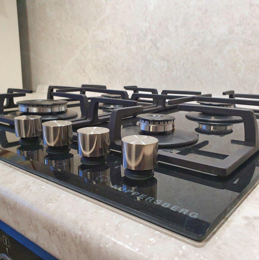 Бежевые кухни-Кухня МДФ в ПВХ «Модель 558»-фото5