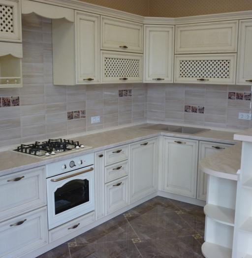 -Кухня МДФ в ПВХ «Модель 293»-фото17