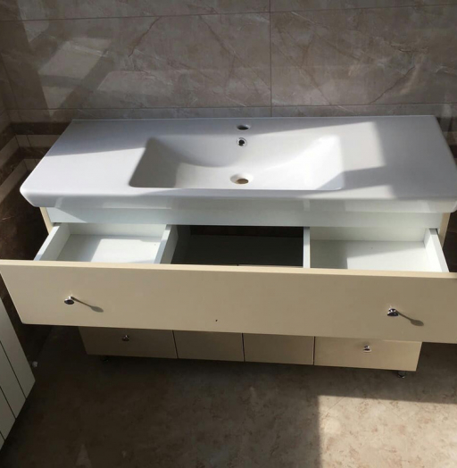 Мебель для ванной комнаты-Мебель для ванны «Модель 52»-фото4