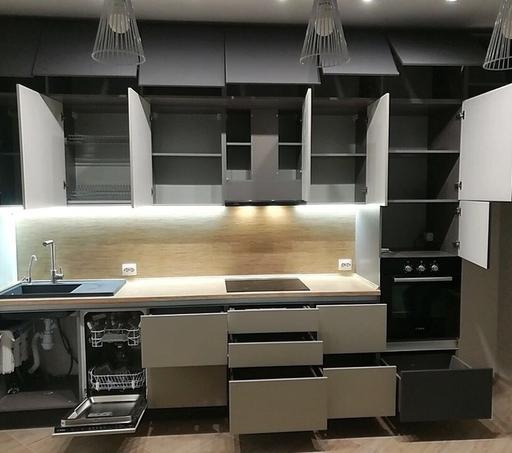 -Кухня МДФ в ПВХ «Модель 99»-фото13