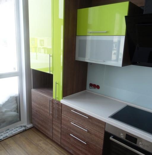 -Кухня МДФ в ПВХ «Модель 512»-фото9