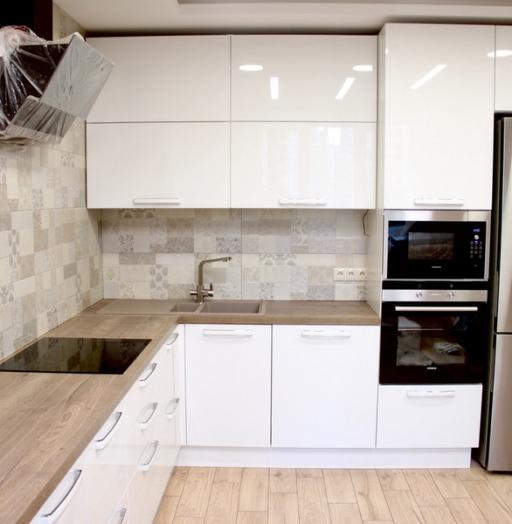 -Кухня МДФ в эмали «Модель 289»-фото13
