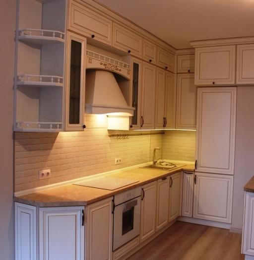 -Кухня МДФ в ПВХ «Модель 39»-фото14