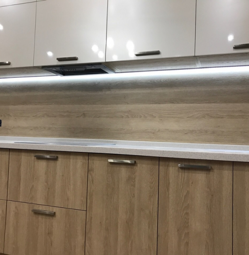 -Кухня МДФ в ПВХ «Модель 67»-фото8