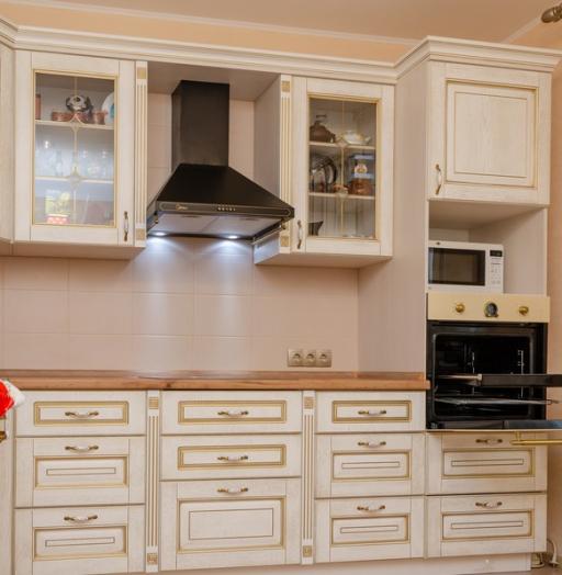 -Кухня из шпона «Модель 4»-фото4