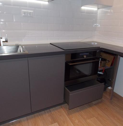-Кухня МДФ в эмали «Модель 182»-фото13
